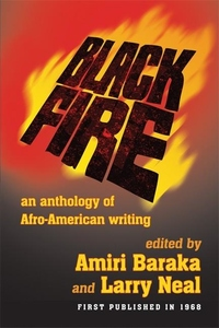 Black Fire:An Anthology of Afro-American Writing