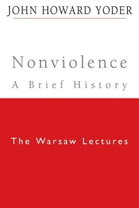 Nonviolence:A Brief History - The Warsaw Lectures