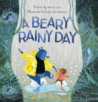 A Beary Rainy Day