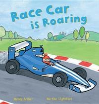 Race Car is Roaring