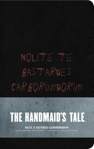 The Handmaid's Tale: Hardcover Ruled Journal #2
