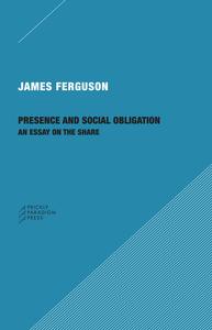 Presence and Social Obligation