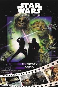 Star Wars: Return of the Jedi Cinestory Comic