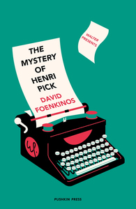 The Mystery of Henri Pick