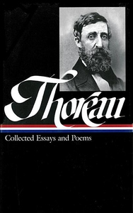 Thoreau:Collected Essays and Poems