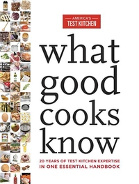 What Good Cooks Know