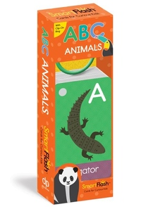 ABC Animals: SmartFlash??Cards for Curious Kids