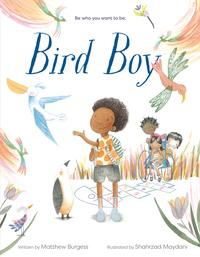 Bird Boy (An Inclusive Children's Book)
