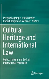 Cultural Heritage and International Law: Objects, Means and Ends of International Protection