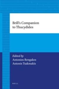 Brill's Companion to Thucydides