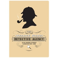 Full Size Holmes Notebook