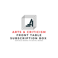 Front Table Subscription - Arts and Criticism