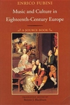 Music and Culture in Eighteenth-Century Europe:A Source Book