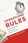 Operations Rules:Delivering Customer Value Through Flexible Operations