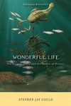 Wonderful Life:The Burgess Shale and the Nature of History