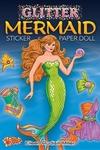 Glitter Mermaid Sticker Paper Doll