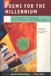 Poems for the Millennium, Vol. 1:The University of California Book of Modern and Postmodern Poetry: From Fin-de-Siecle to Negritude