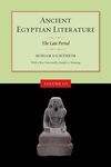 Ancient Egyptian Literature:The Late Period