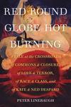 Red Round Globe Hot Burning