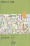 Rand McNally Chicago Regional Map
