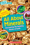 All About Minerals (True Book: Digging in Geology) (Paperback)