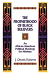 The Prophethood of Black Believers:An African American Political Theology for Ministry