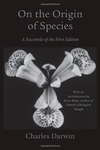 On the Origin of Species:A Facsimile of the First Edition