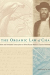 On the Organic Law of Change:A Facsimile Edition and Annotated Transcription of Alfred Russel Wallace's Species Notebook Of 1855-1859