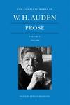 W. H. Auden : Prose, 1963-1968