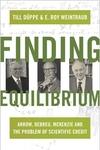 Finding Equilibrium:Arrow, Debreu, Mckenzie and the Problem of Scientific Credit