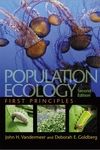 Population Ecology:First Principles (Second Edition)