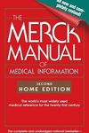 Merck Manual of Medical Information : Home Edition
