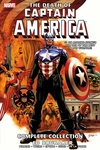 Captain America : The Death of Captain America Ultimate Collection