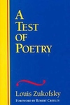 A Test of Poetry