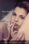 After Sex?:On Writing since Queer Theory