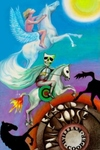 Behold a Pale Horse:Exposing the New World Order