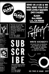 Slash : A Punk Magazine from Los Angeles: 1977-80