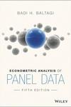 Econometric Analysis of Panel Data [5ed]