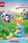 Meet the Princesses (LEGO Disney Princess: Activity Book with Minibuild)