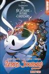 Disney Manga: Tim Burton's The Nightmare Before Christmas - Zero's Journey Book Two