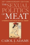 The Sexual Politics of Meat:A Feminist-Vegetarian Critical Theory