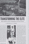 Transforming the Elite : Black Students and the Desegregation of Private Schools