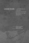 Concrete Toronto: A Guide to Concrete Architecture from the Fifties to the Seventies