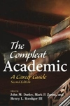The Compleat Academic:A Practical Guide for the Beginning Social Scientist
