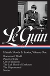 Ursula K. Le Guin: Hainish Novels and Stories, Vol. 1