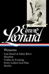 Elmore Leonard: Westerns