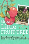 Grow a Little Fruit Tree : Simple Pruning Techniques for Growing Small-Space, Easy-Harvest Fruit Trees