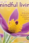 Year of Mindful Living 2022 Wall Calendar
