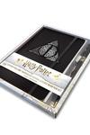 Harry Potter: Deathly Hallows Hardcover Journal and Elder Wand Pen Set