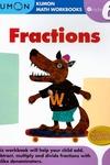 Grade 6 Fractions:Kumon Math Workbooks